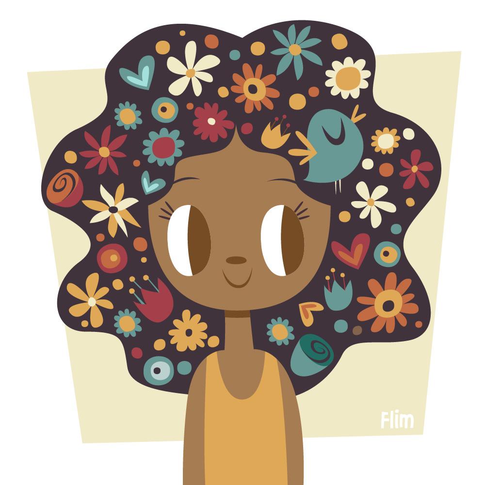 spring-girl